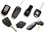 Car Keys and remote entry for home page