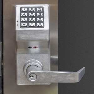 Commercial High Security Keypad Entry Lock