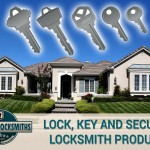 Graphic for Expert Residential Locksmith Services