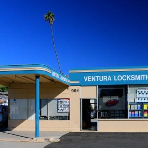 Ventura Locksmiths Storefront
