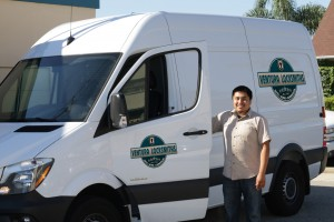 Ventura Locksmiths Van and Locksmith