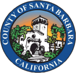 county of Santa Barbara emblem